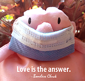 LOVE IS THE ANSWER 2 SMALL