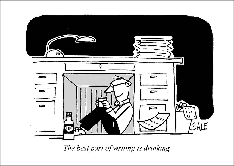 The Best Part of Writing