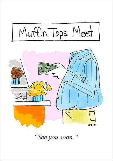 Muffin Tops Meet