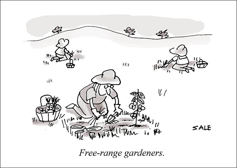 Free Range Gardeners