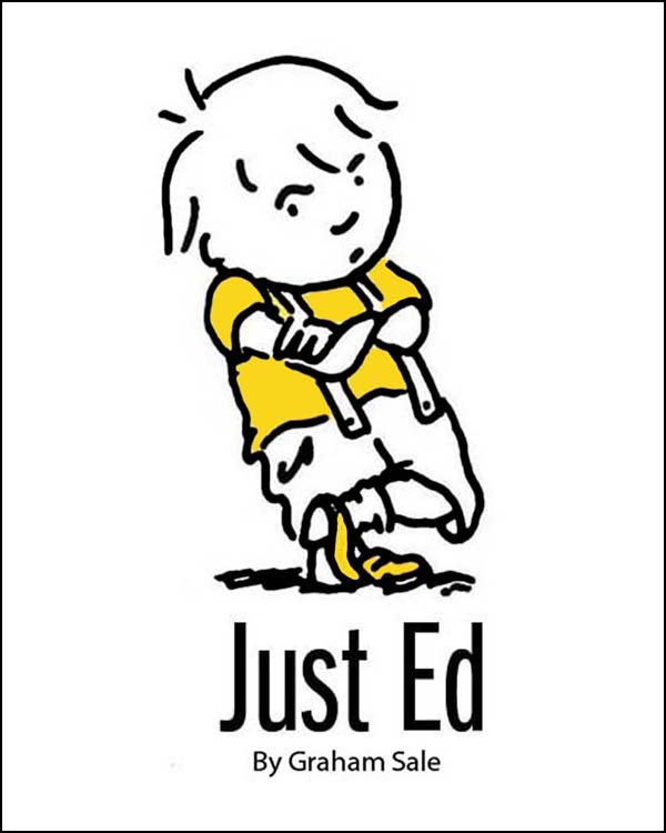 Graham Sale Just Ed Book