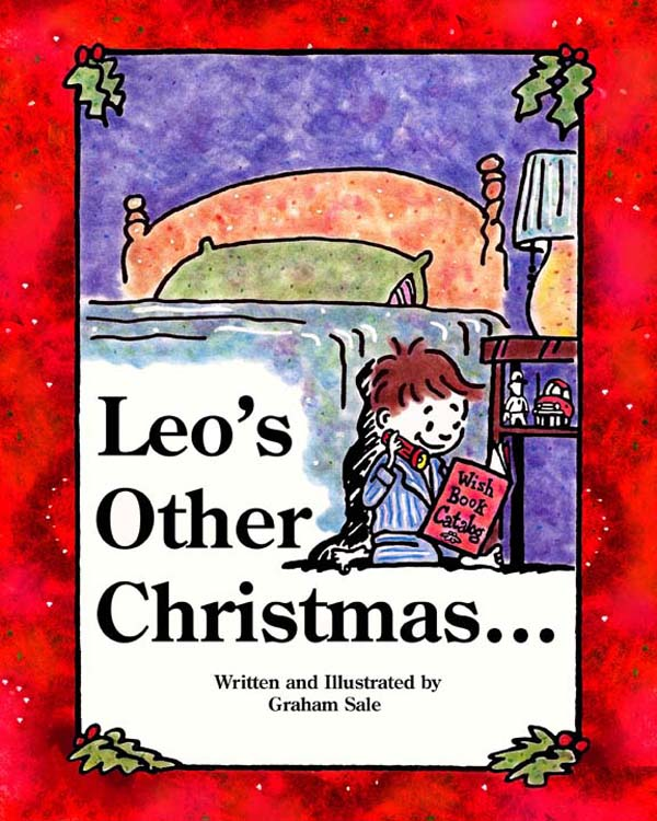 Graham Sale Leos Other Christmas Book
